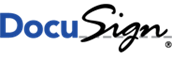 Company logo of DocuSign