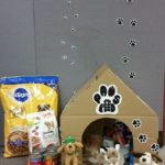 Pet food donations for the Helena Pet Food Drive