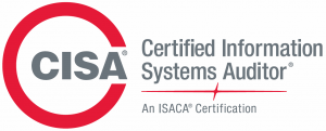 Logo of CISA (Certified Information Systems Auditor)