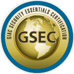 Logo - GIAC Security Essentials Certification