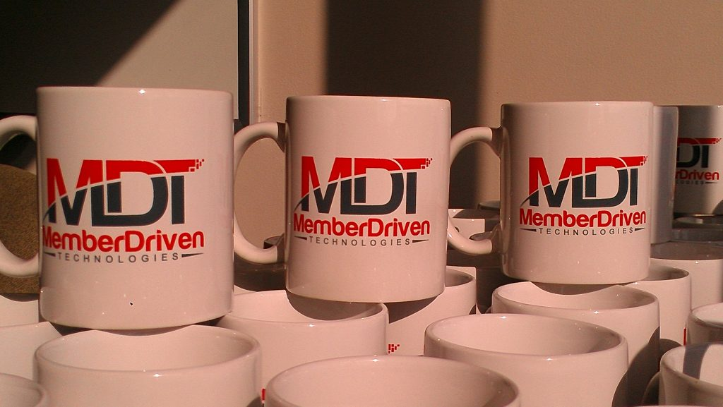 MDT Coffee Mugs - stacked